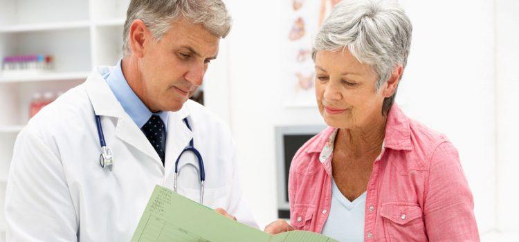 Ασφάλεια υγείας μετά τα 60